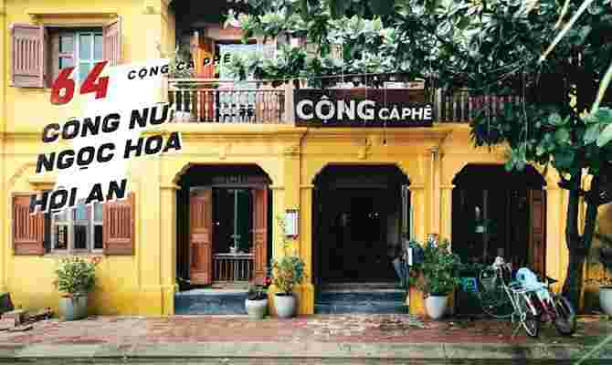 Cộng Cafe