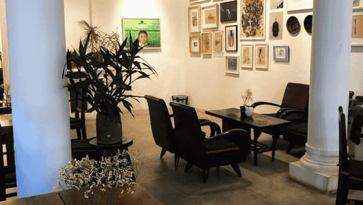 Manzi Art Space and Cafe