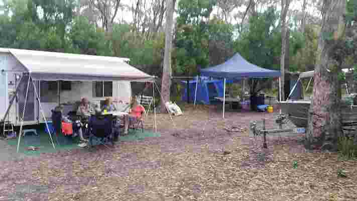 Neck Reserve Camping Area