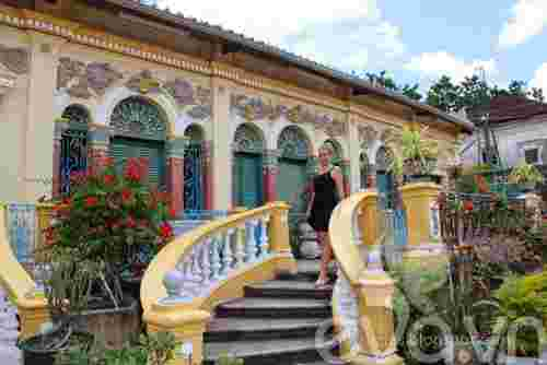 Binh Thuy ancient house