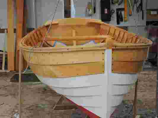 The Wooden Boat Centre