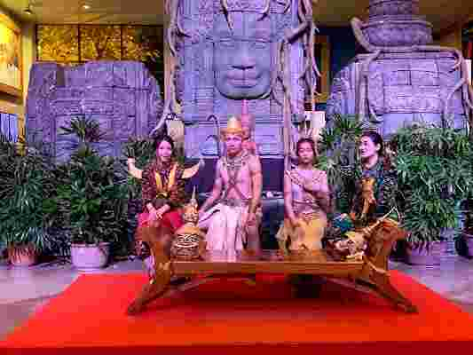 Smile Angkor Grand Theater