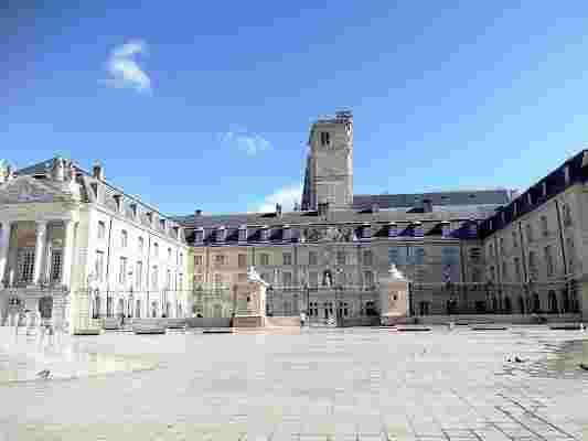 Palace of the Dukes and Burgundy States