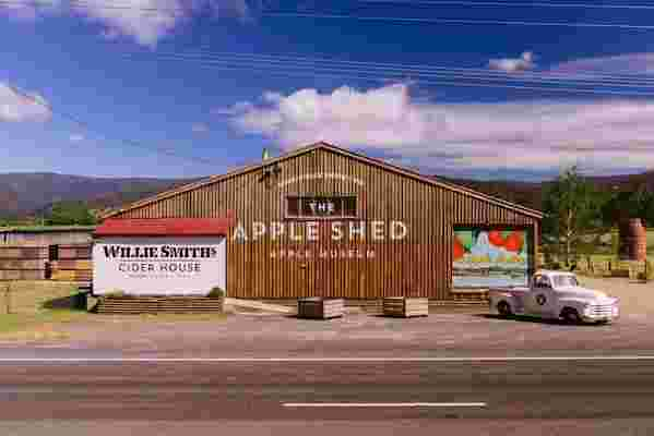 Willie Smith's Apple Shed