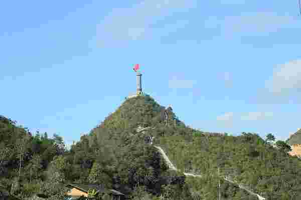 Lung Cu Flag Point