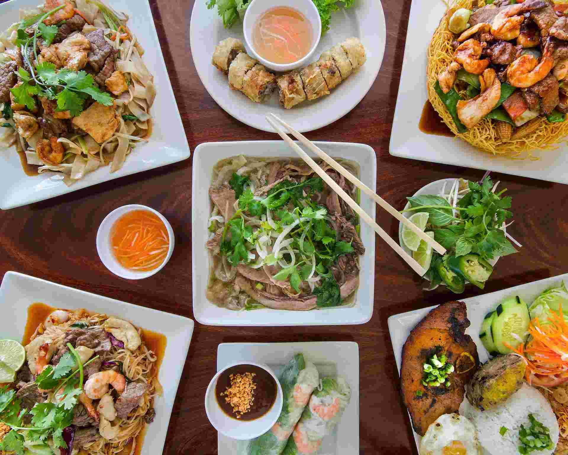 Top 9 Vietnamese Restaurants in Orange County
