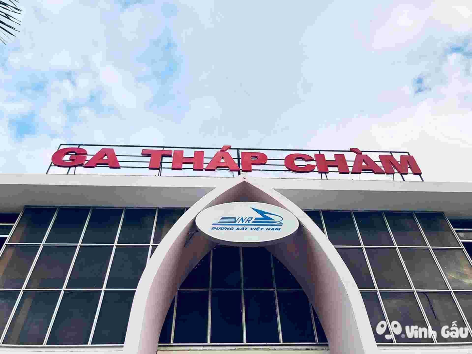 Ga Tháp Chàm Ninh Thuận