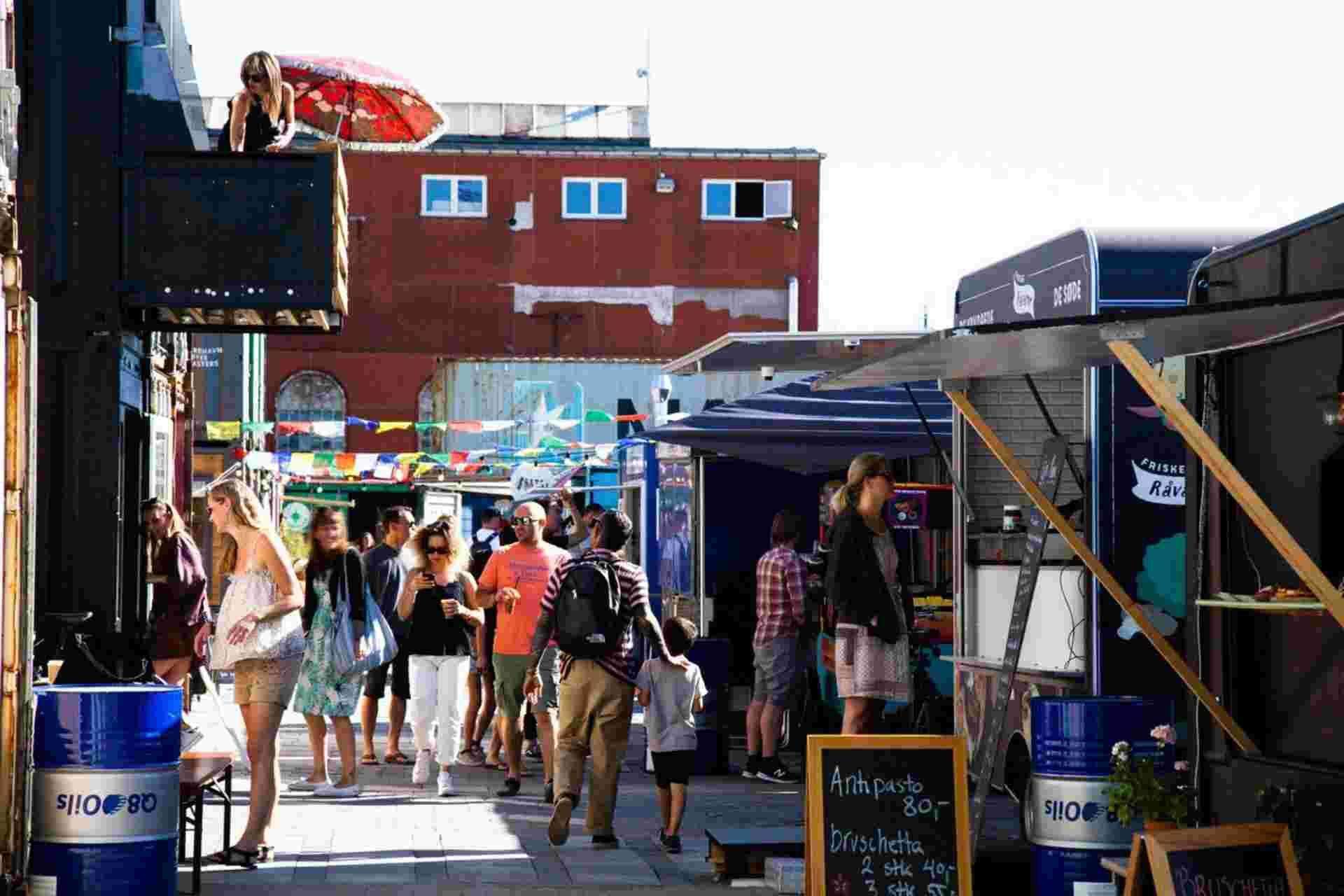 Reffen - Copenhagen Street Food