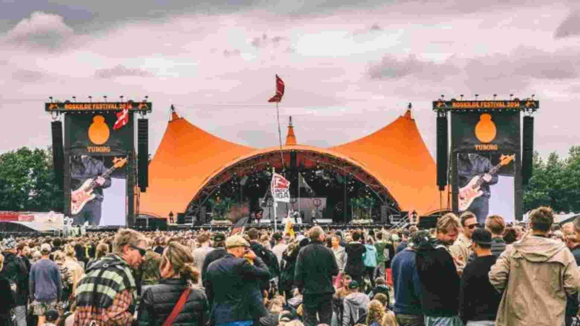 Roskilde Festival - Indgang Øst