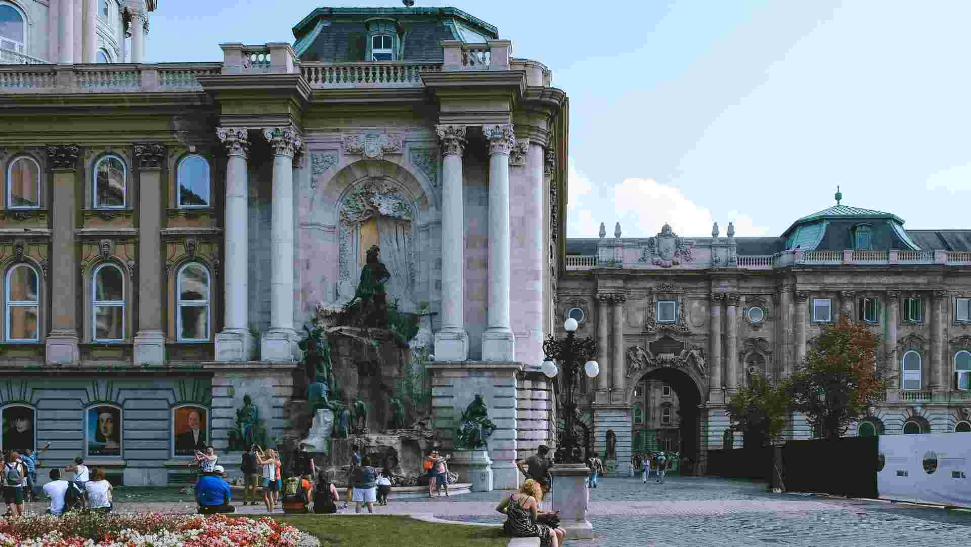 Budapest History Museum / Castle Museum