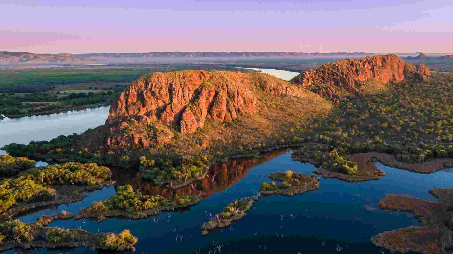 The Loop through the great Kimberley Wilderness