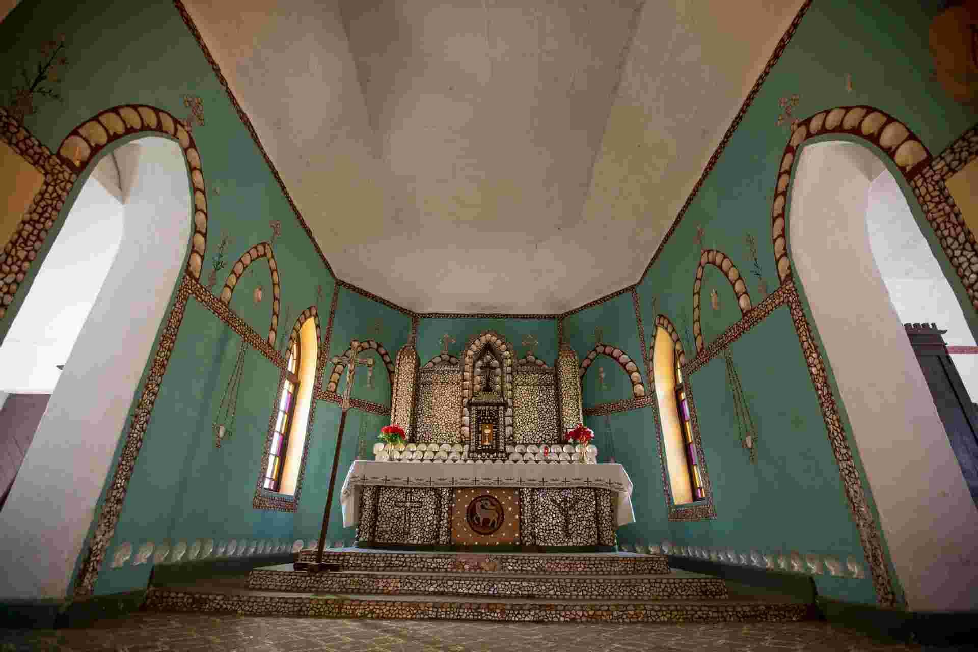 Beagle Bay Church