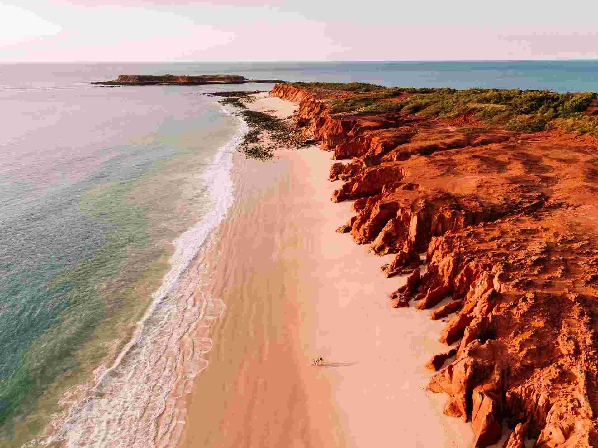 The Ardi cultural drive of Western Australia