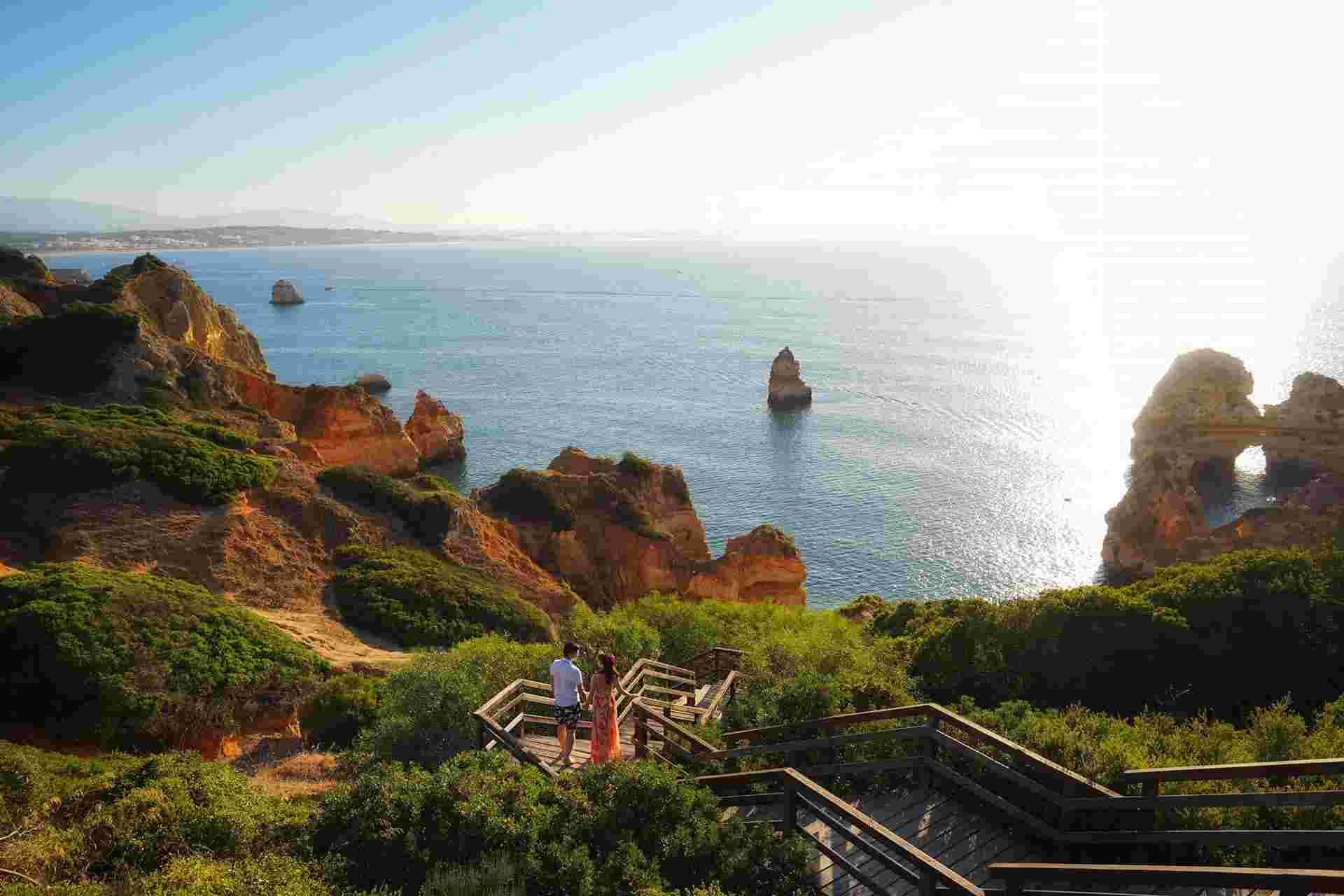 Top những bãi biển đẹp ở Algarve