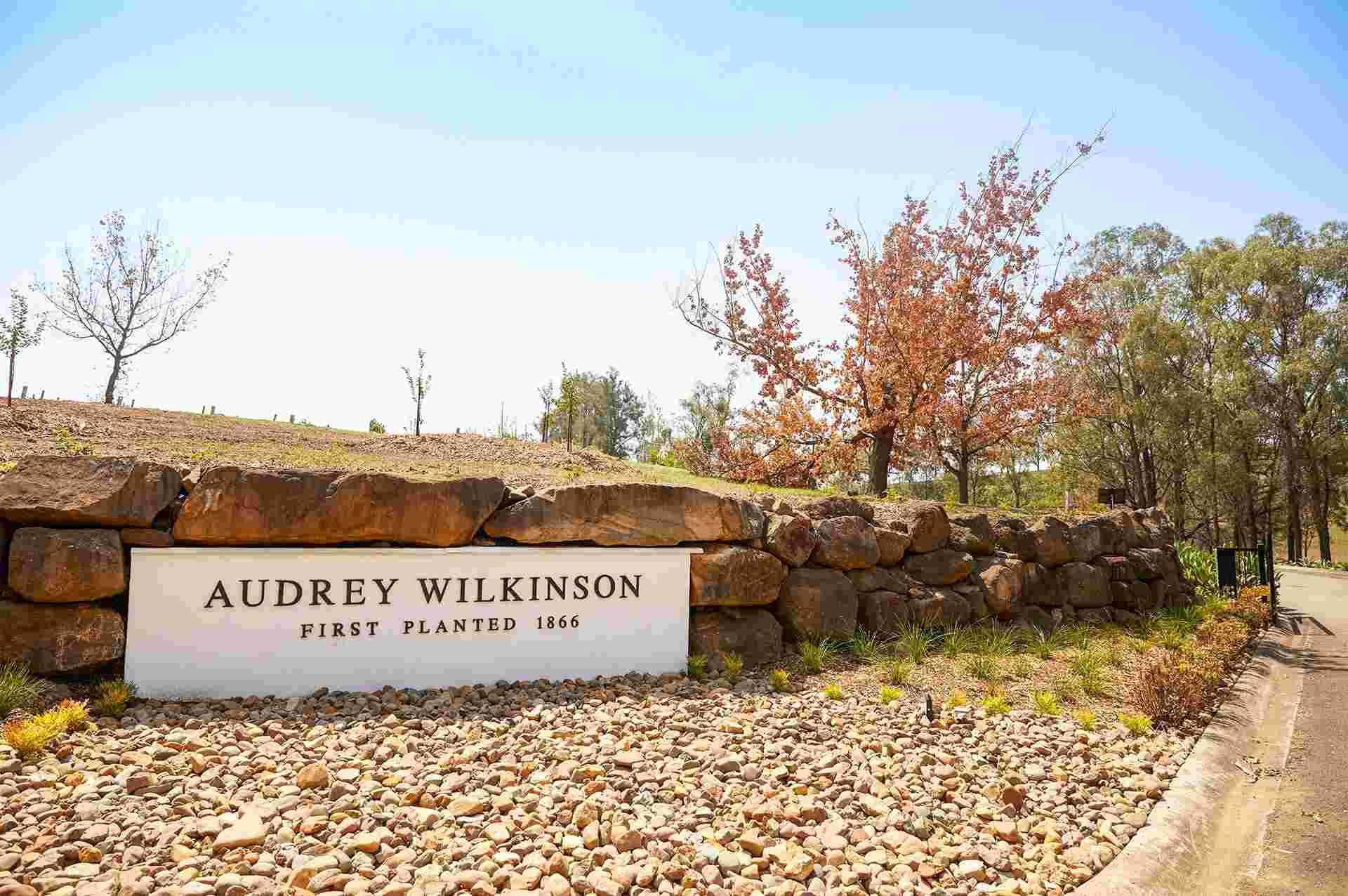 Audrey Wilkinson, Hunter Valley