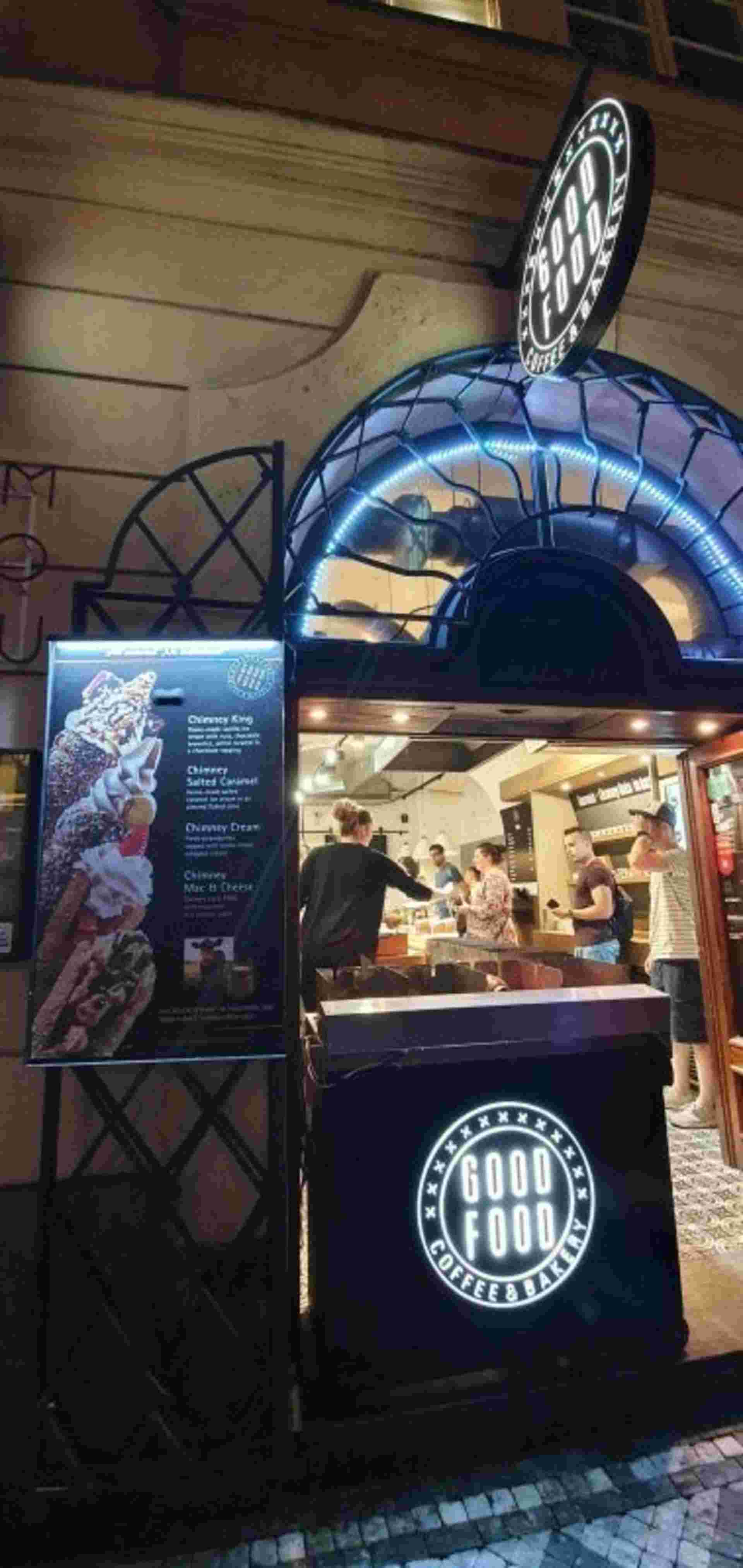Good Food Coffee & Bakery