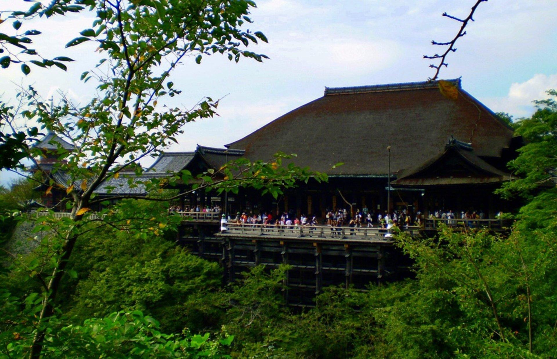 Cảnh đền chùa phía Đông Kyoto Thumbnail