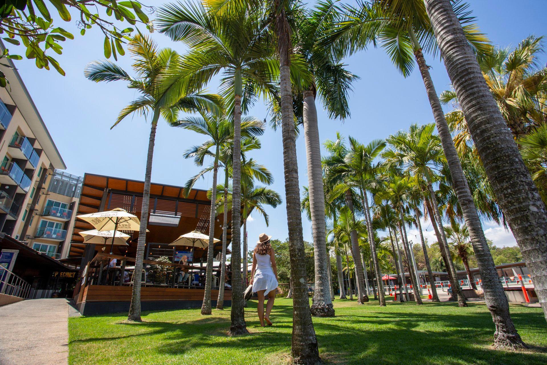 Darwin City walking highlights Thumbnail