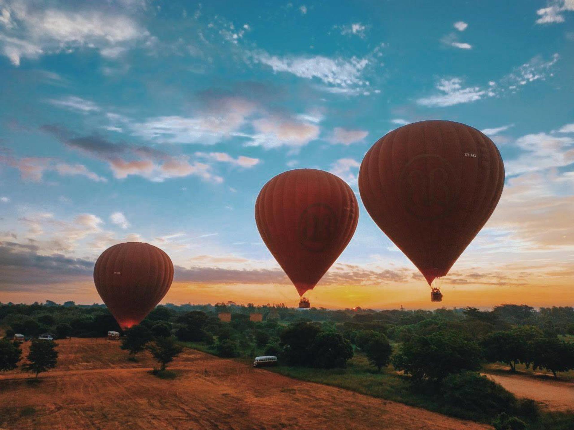 Myanmar – Cuộc Hành Hương Cùng Mặt Trời Đỏ Thumbnail