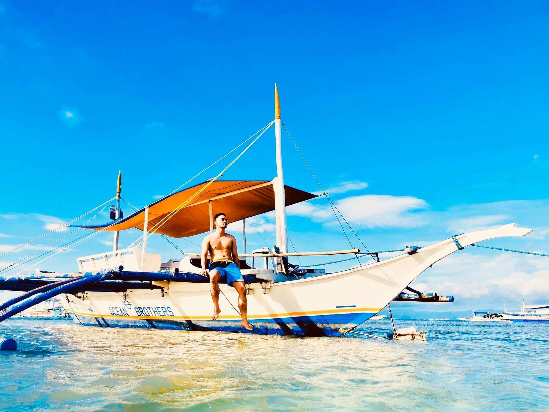 Bốn ngày ở Cebu Thumbnail