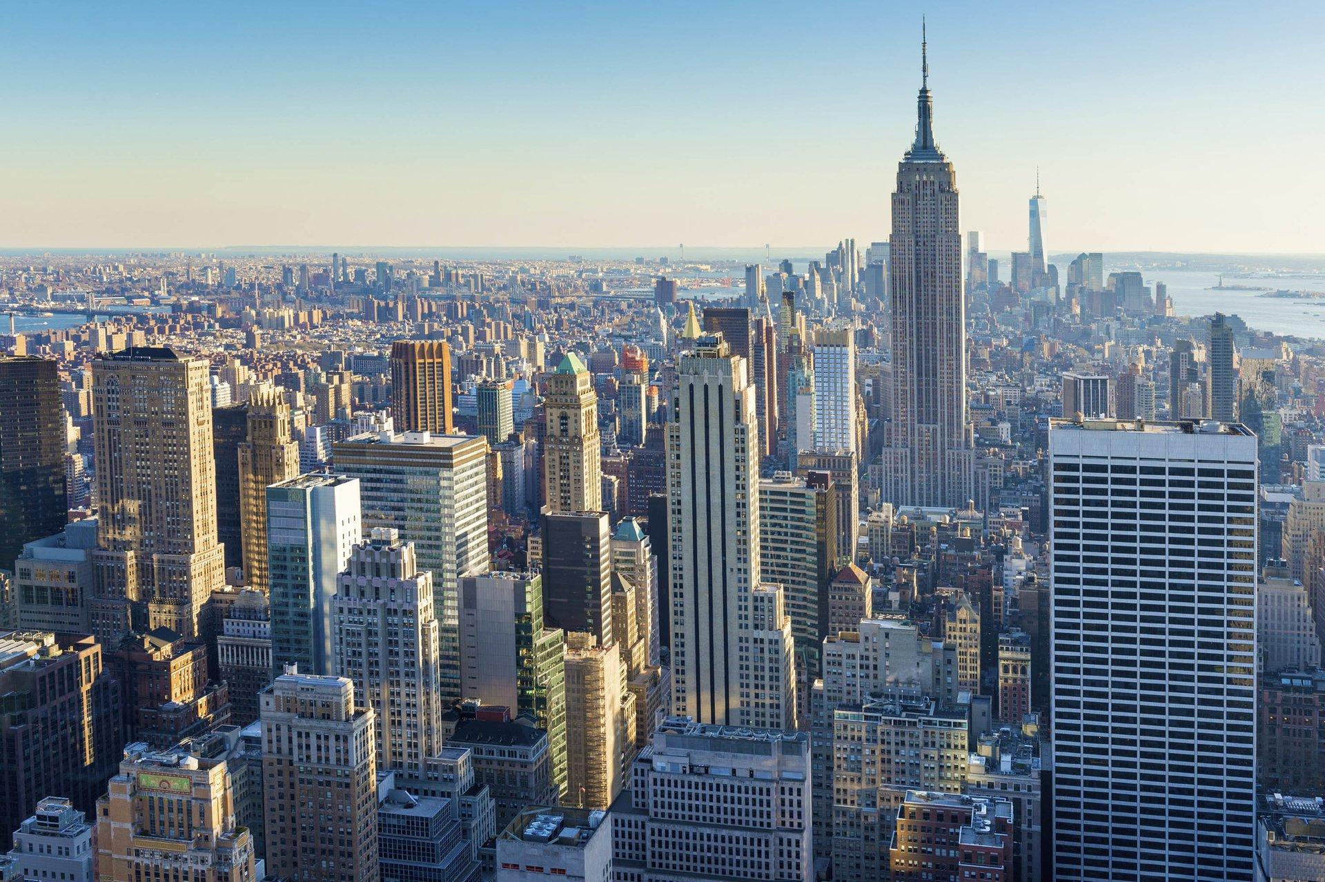 Best places to visit in New York for the first time  Thumbnail