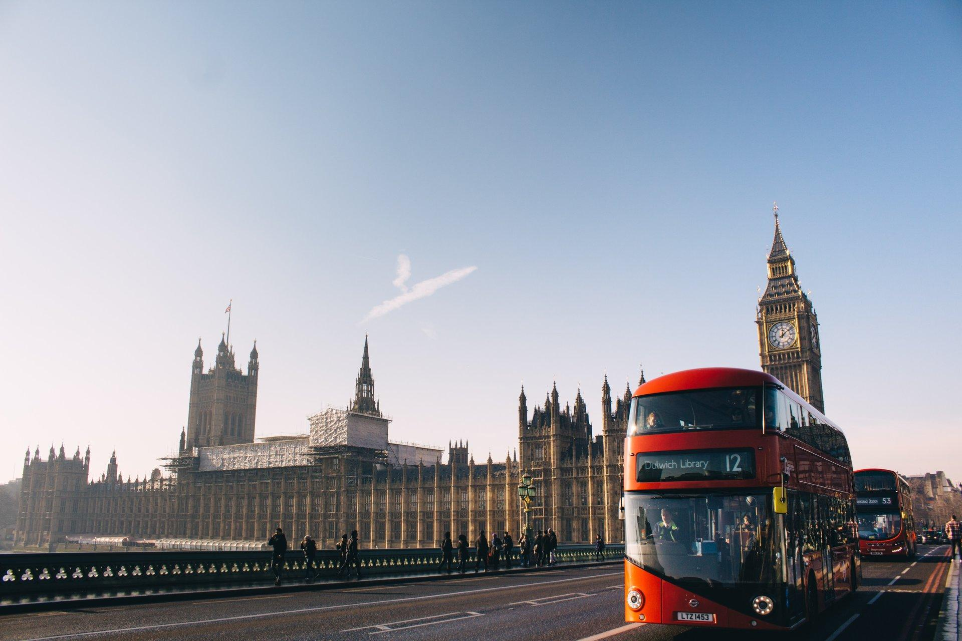 The best weekend itinerary for families visiting London. Thumbnail