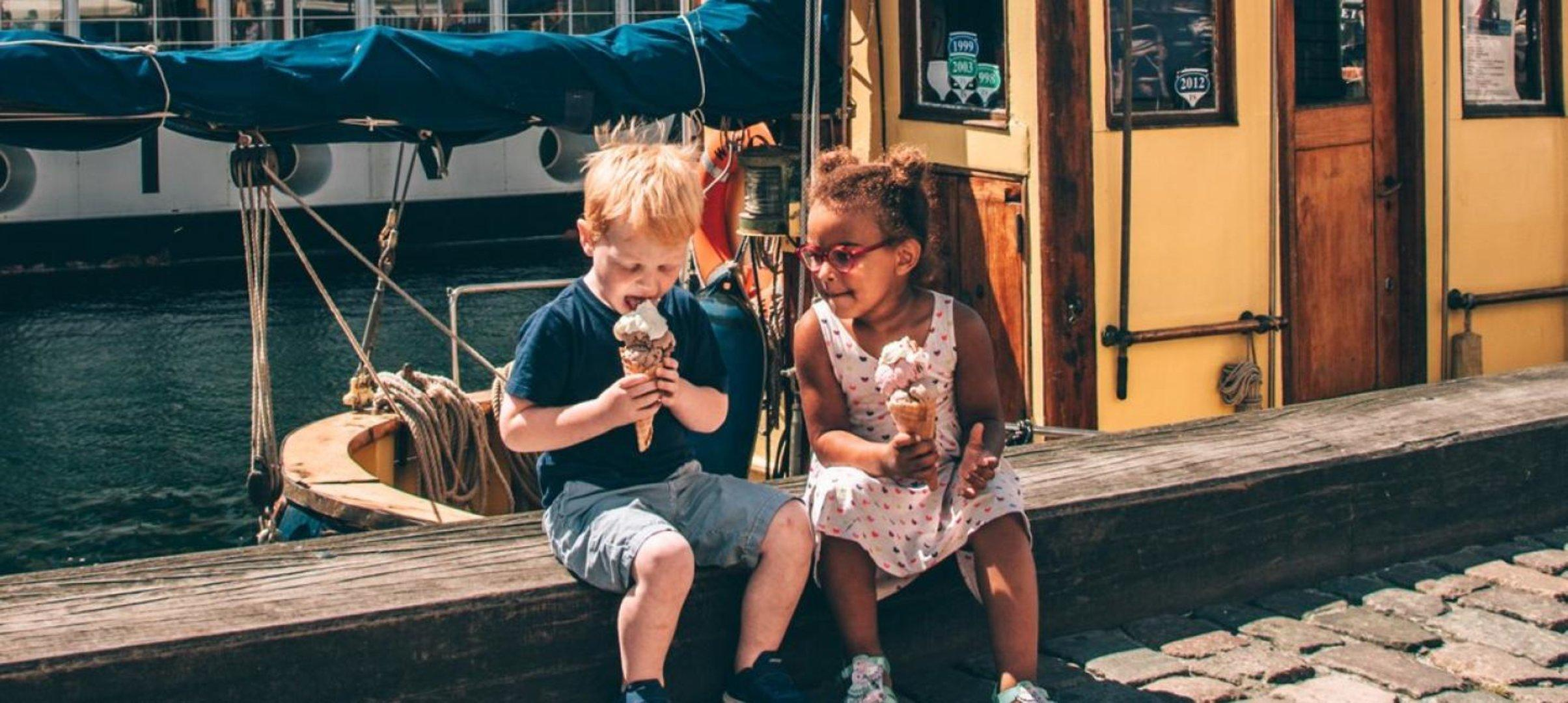The most popular things to do with kids in Copenhagen Thumbnail