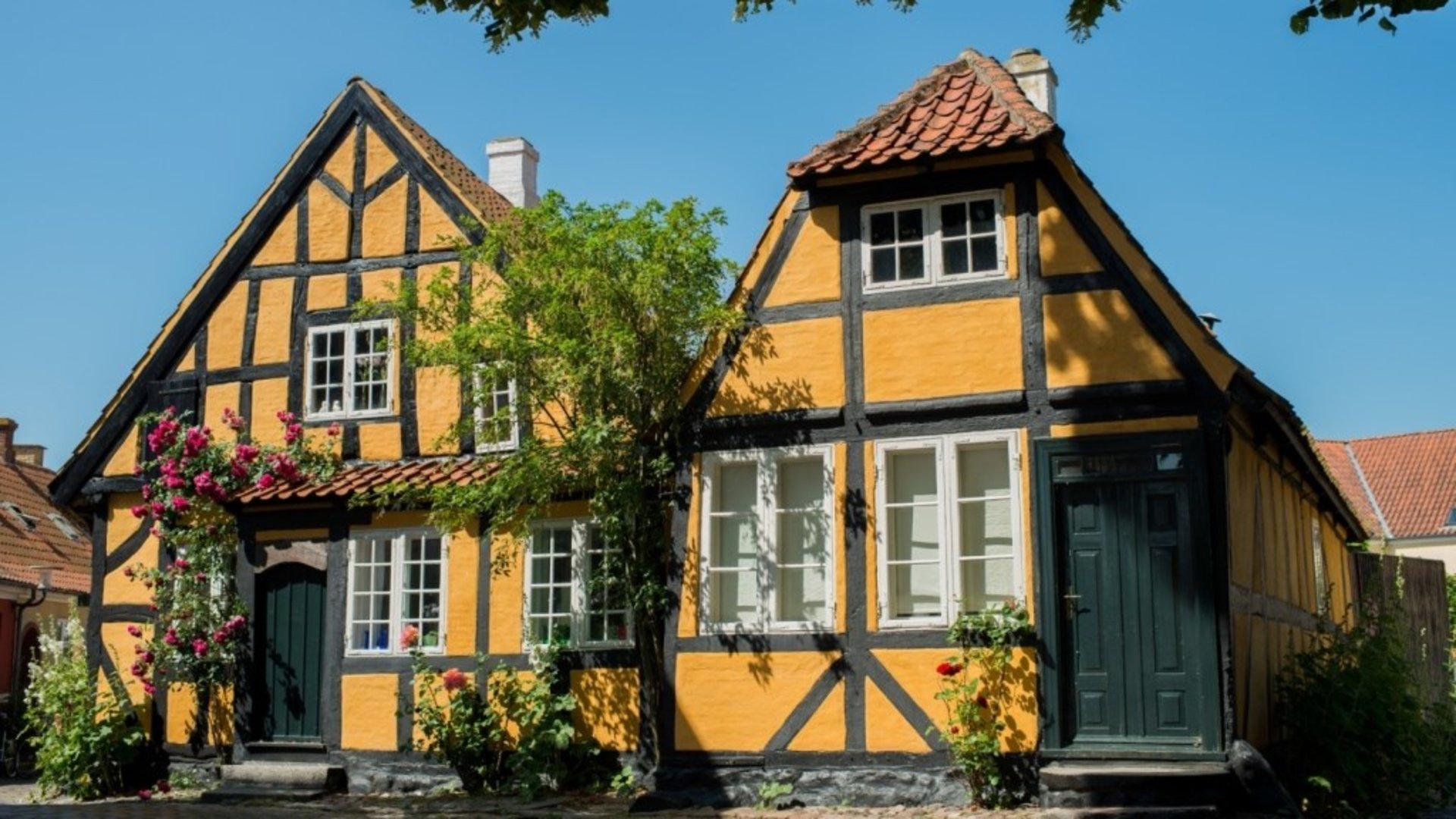 Denmark's most beautiful towns Thumbnail