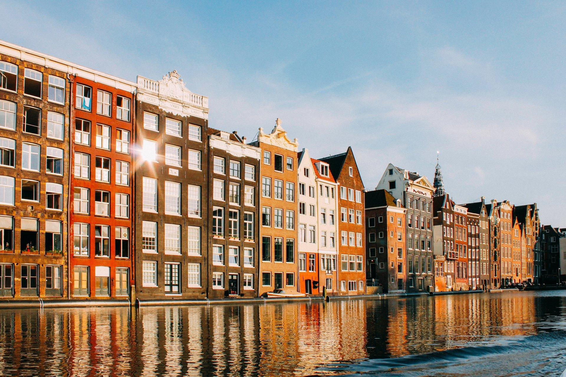The perfect backpackers guide for exploring the city of Amsterdam.  Thumbnail