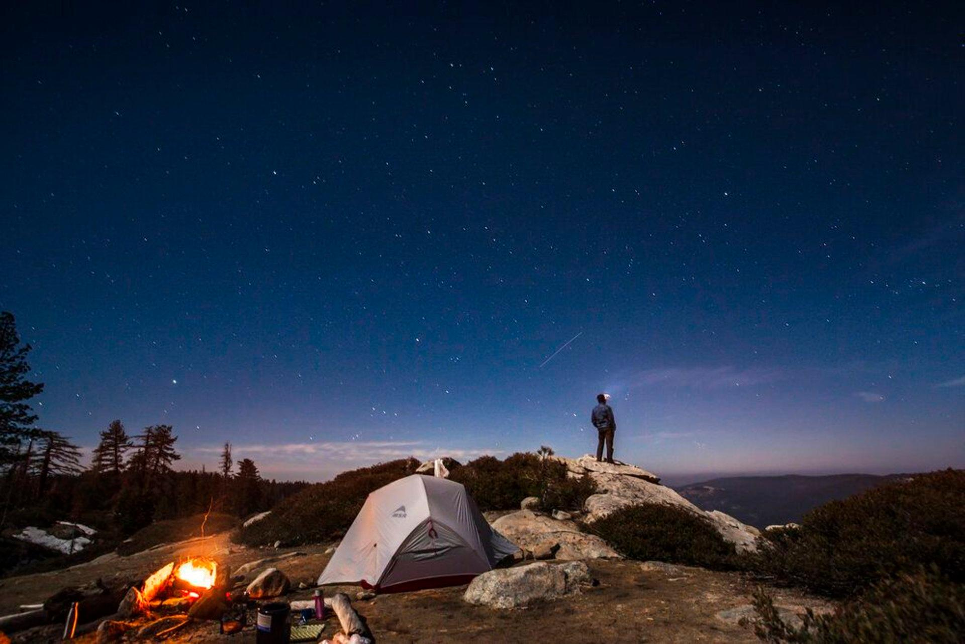 1 night backpacking trip to Yosemite National Park Thumbnail
