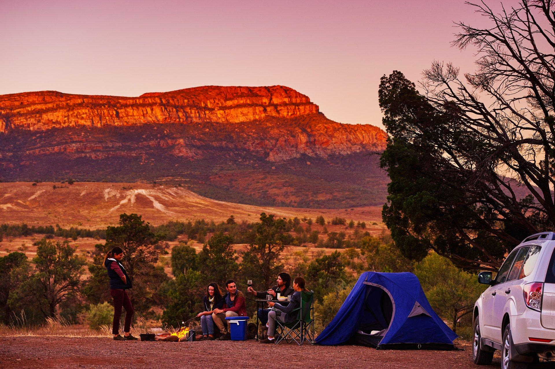 Explorer's way road trip: Explore the Flinders Ranges and outback Thumbnail