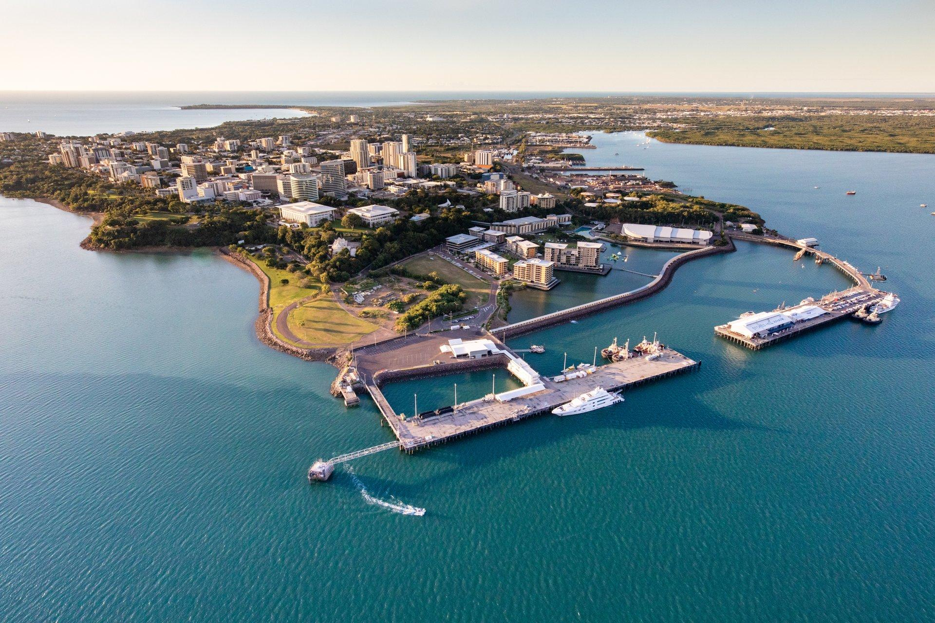 A day of adventure in Darwin City Thumbnail