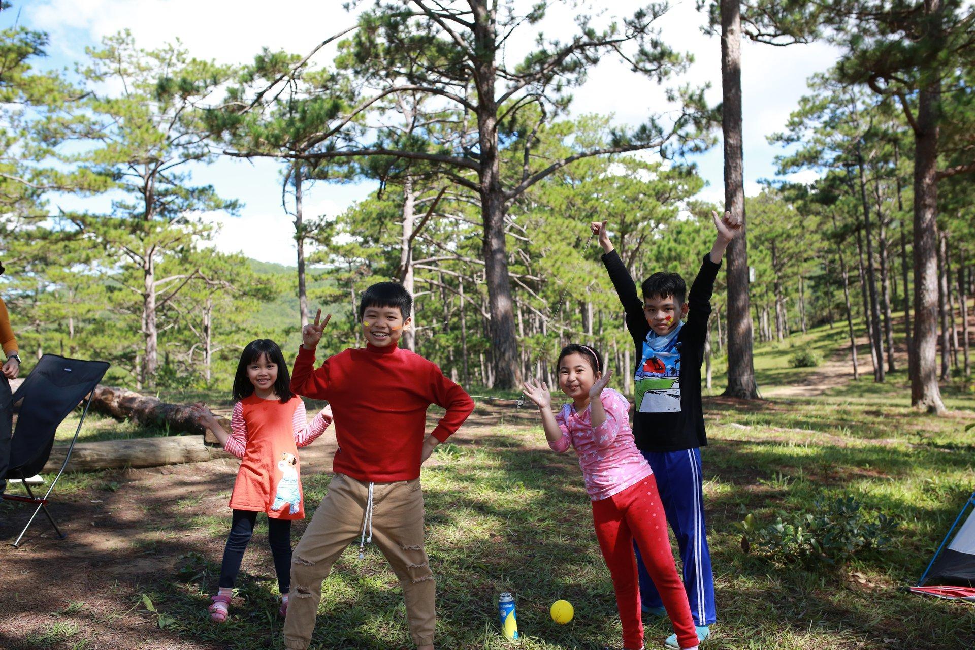 Đà Lạt, điểm cắm trại thiên nhiên Thumbnail