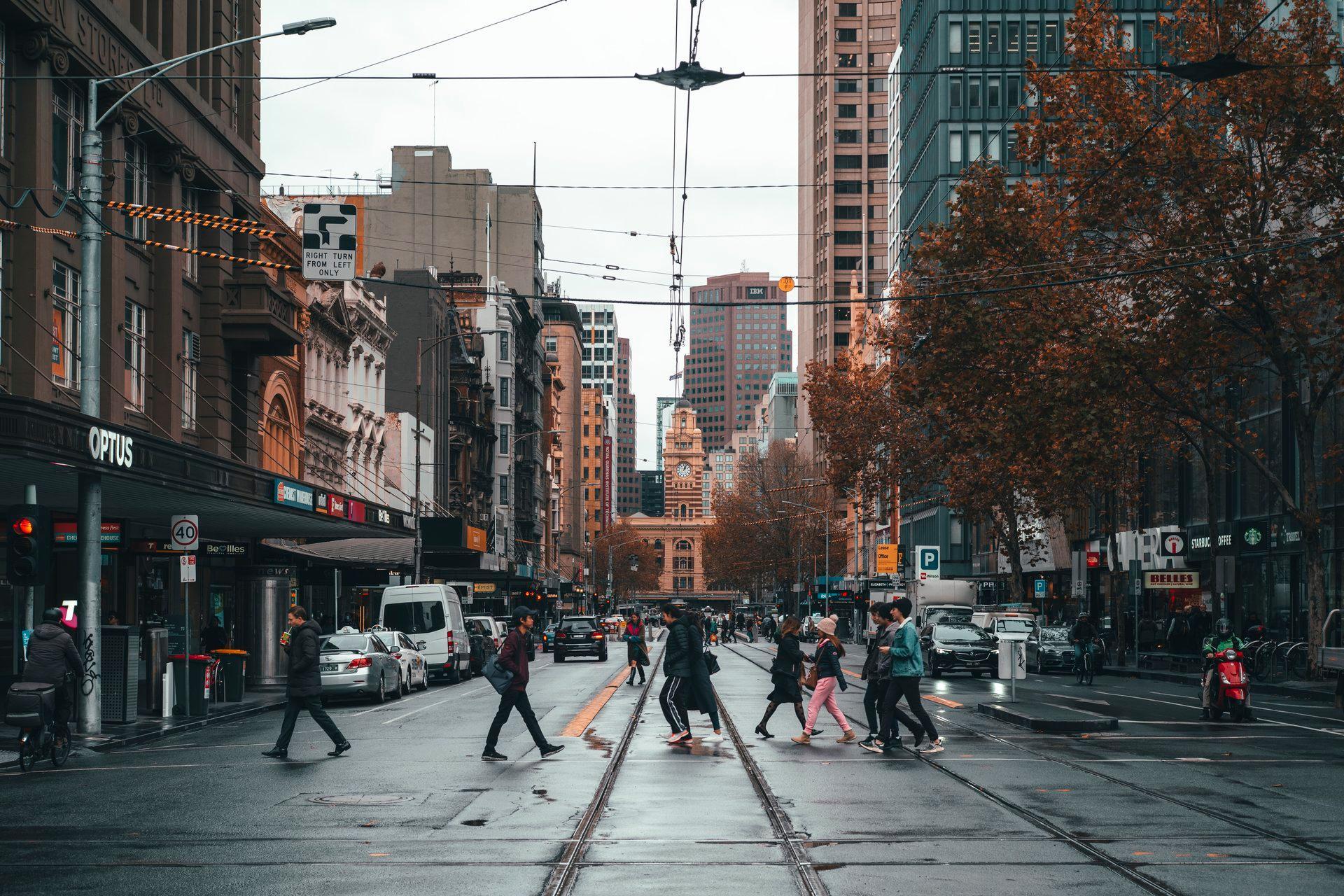 Melbourne 321 phố phường: Khu CBD Thumbnail