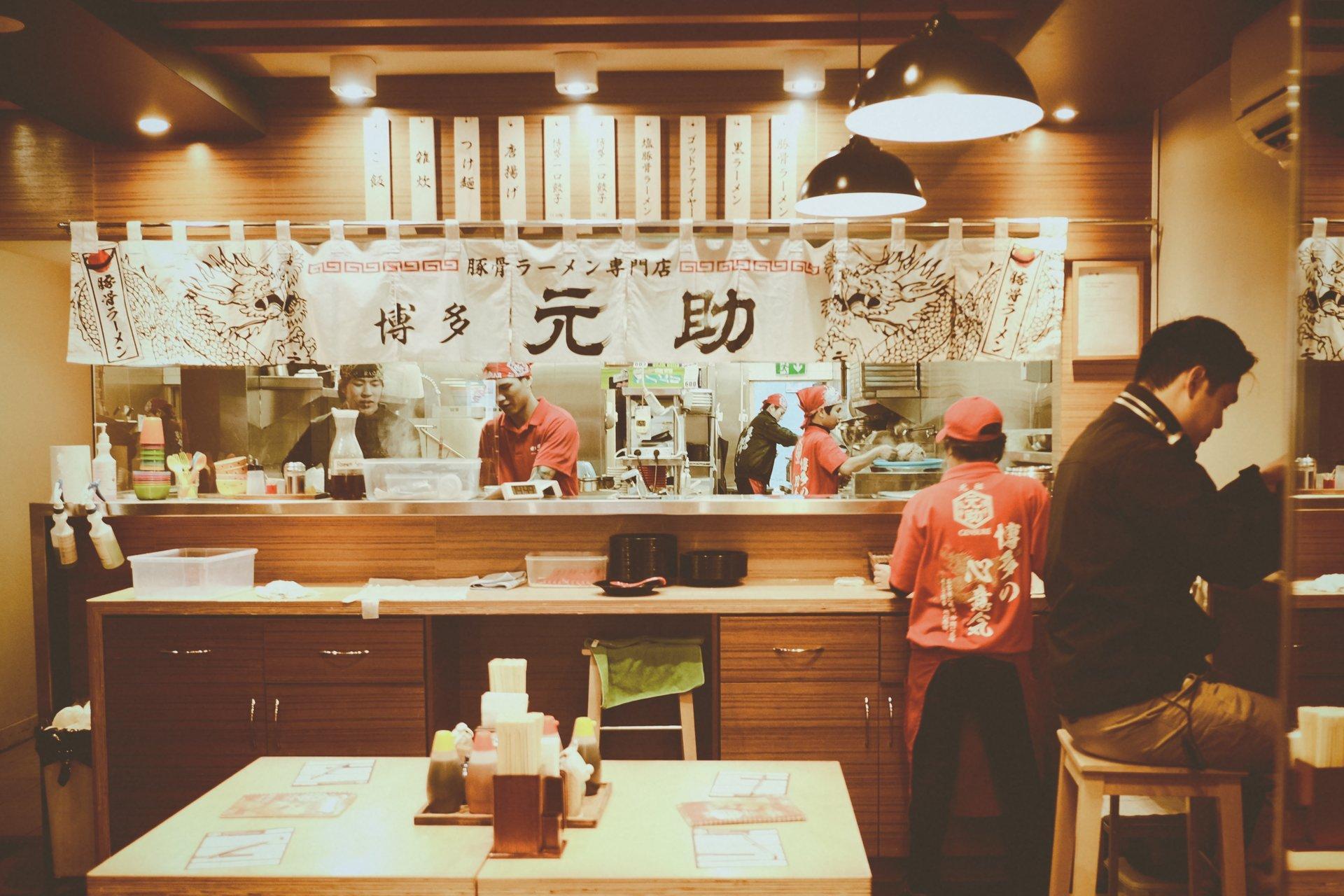 """5 quán ramen """"chuẩn Nhật"""" ngon nhất Melbourne Thumbnail"""