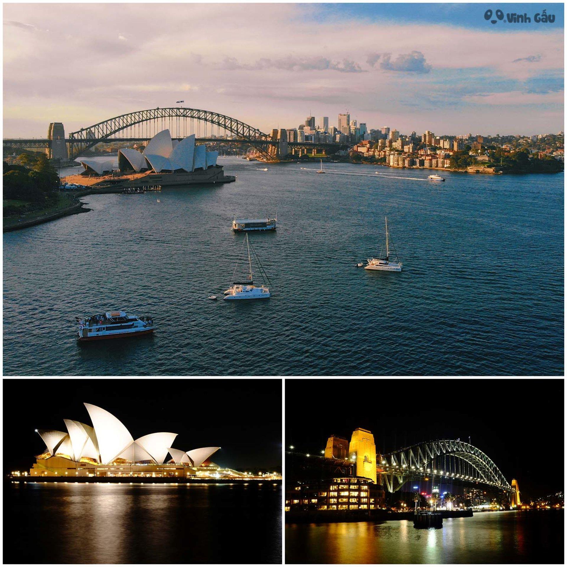 Tự túc khám phá Sydney, Úc Thumbnail