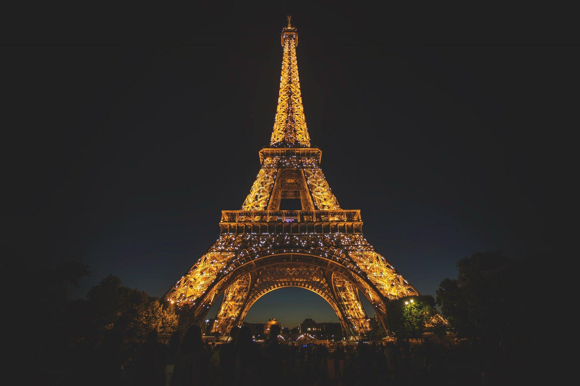 75 days round the world - P3 Paris - Kinh đô ánh sáng  Thumbnail